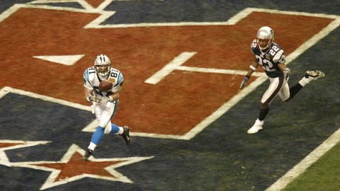 Maybe this time? (Super Bowl XXXVIII)
