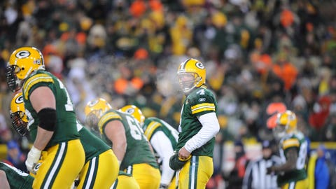 Green Bay Packers -- Frozen (2007 NFC championship vs. Giants)