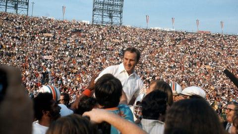 Miami Dolphins -- Perfection (Super Bowl VII)