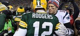 Tom Brady has high praise for Aaron Rodgers: 'I always love watching his tape'