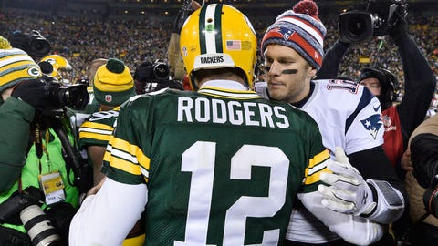2. Packers-Patriots: 8/1
