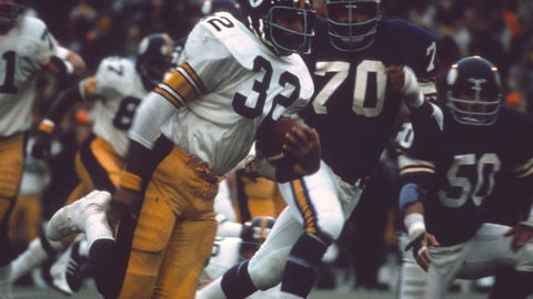 RB: Franco Harris, Steelers