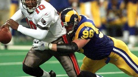 Tampa Bay Buccaneers -- 1999 NFC championship at Rams
