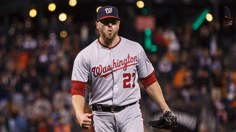 Nationals: Is the bullpen good enough?