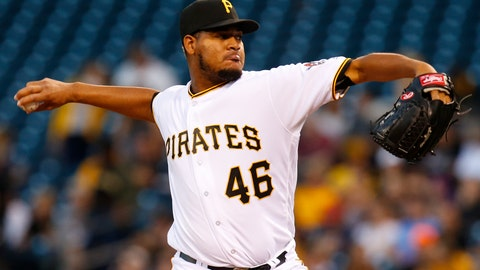 Pittsburgh Pirates: Ivan Nova