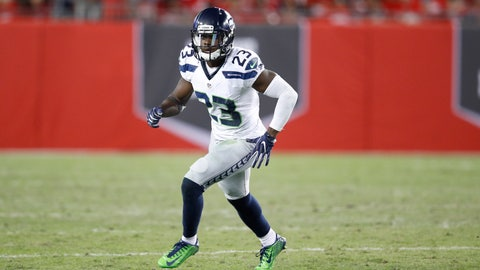 The Seahawks have incredible depth