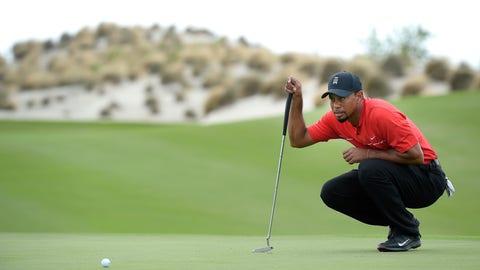 Feb. 2-5: Omega Dubai Desert Classic at Emirates Golf Club in Dubai