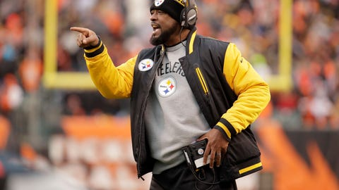Mike Tomlin has something to prove