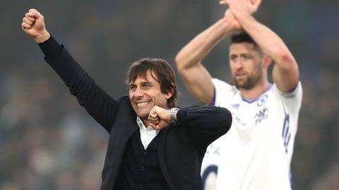 Manager: Antonio Conte (Chelsea)