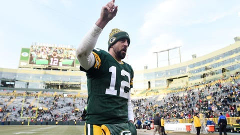 Green Bay Packers: running the table