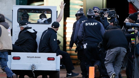 Oakland Raiders: QB1