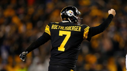 We haven't seen the best of the Steelers' offense yet