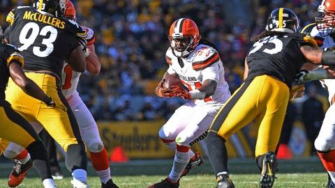 Steelers 27 - Browns 24 (OT)