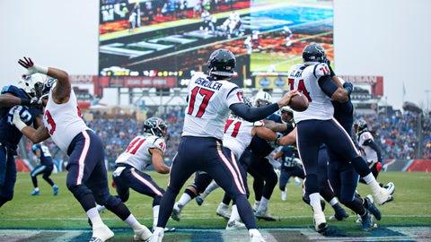 Titans 24 - Texans 17