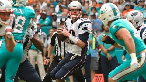 Patriots 35 - Dolphins 14