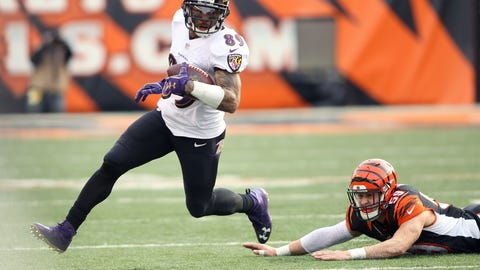 Bengals 27 - Ravens 10