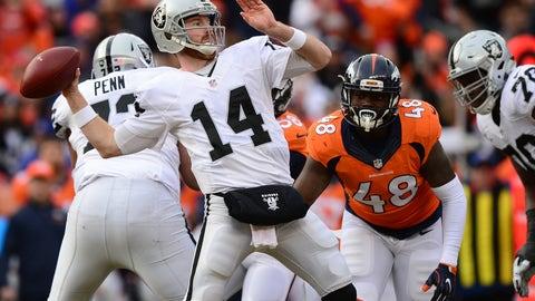 Broncos 24 - Raiders 6
