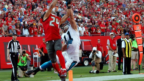 Buccaneers 17 - Panthers 16