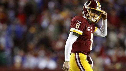 New York Giants at Washington Redskins (Week 12, 8:30 p.m. Thursday)