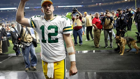 Packers 31 - Lions 24