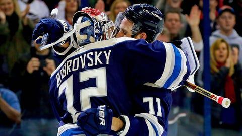 Blue Jackets working towards NHL history