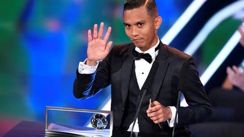 The FIFA Puskás Award 2016: Mohd Faiz Subri
