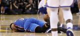 Westbrook vows revenge against Pachulia for hard foul