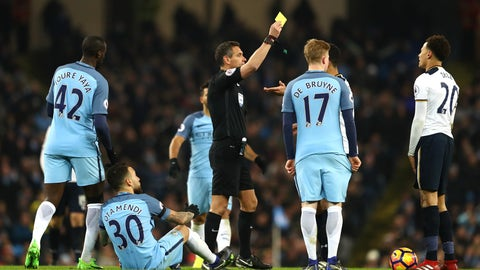 Man City are furious with Andre Marriner