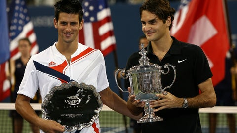 2007 U.S. Open (d. Novak Djokovic in 3)