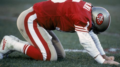 1990 NFC Championship game: Giants 15, 49ers 13