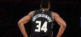 Giannis Antetokounmpo thinks he'd have double the All-Star votes, if you could just spell his name