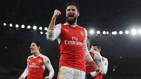 Arsenal - Olivier Giroud