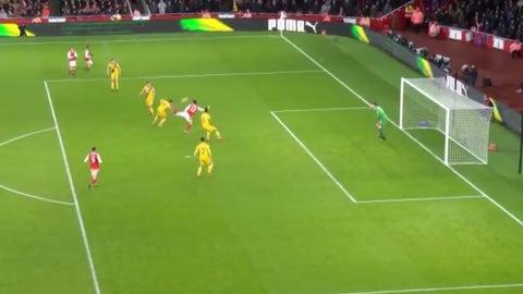 Olivier Giroud vs. Crystal Palace