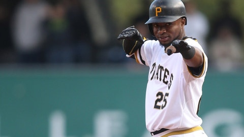 Gregory Polanco (OF) -- Pittsburgh Pirates (9/14/91)