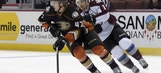 Anaheim Ducks Close Home Stand Against Free Falling Avalanche