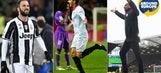 Races tighten in La Liga, Serie A; Manchester City stumbles again