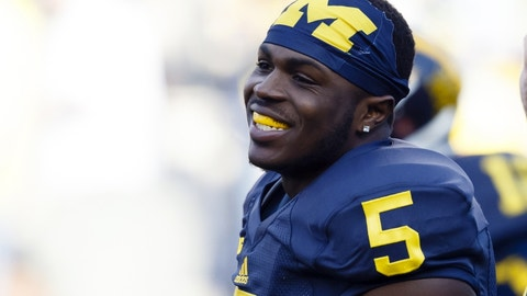 Panthers: Jabrill Peppers, S, Michigan