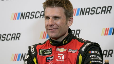 Jamie McMurray isn't following his fellow Missourian