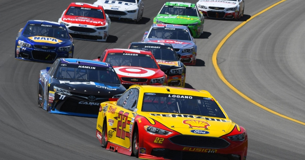 photograph about Nascar Chase Grid Printable titled NASCAR 2017 printable plan FOX Sporting activities