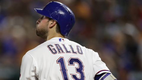 Joey Gallo - Rangers - 3B
