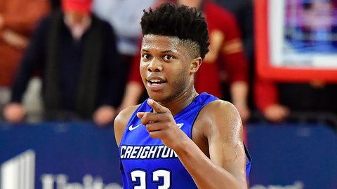 Justin Patton, F, Creighton