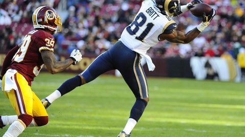 Browns signing Kenny Britt over Terrelle Pryor