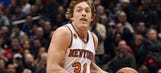 The Knicks call Ron Baker 'Burgundy,' because of course they do