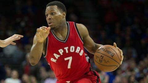 EAST -- Guard: Kyle Lowry, Toronto Raptors