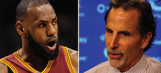 NHL head coach John Tortorella says there's 'not a chance' LeBron James could play hockey