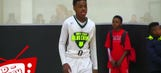 Watch: LeBron James Jr. is really good at basketball