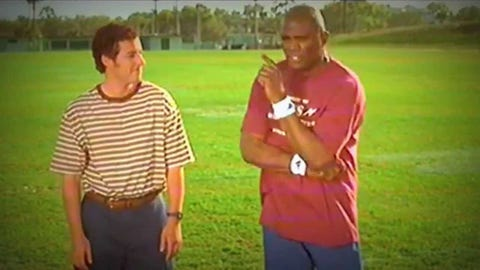 Lawrence Taylor in 'The Waterboy'