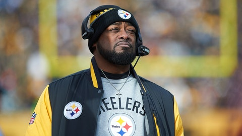 Pittsburgh Steelers: 2