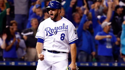 Mike Moustakas - Royals - 3B