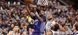 Hornets LIVE To Go: Hornets play well early but go cold late in loss to Spurs
